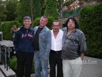 Виктор Смирнов, Михаил Дюков, Алексей Дулькевич, Александр Каменный