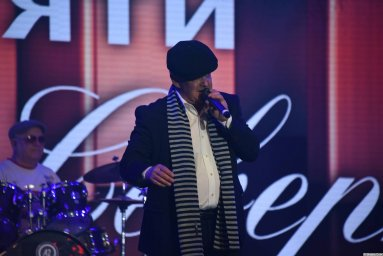 Евгений Любимцев на 24-м фестивале памяти Аркадия Северного 32