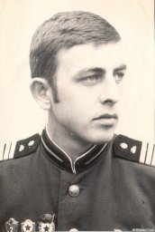 Вадим Медин (Валерий Викторович Литвиненко) в армии