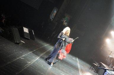Таня Тишинская поёт на XX-м фестивале памяти Аркадия Северного