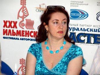 Тамара Гвердцители  на ХХХ-м Ильменском фестивале
