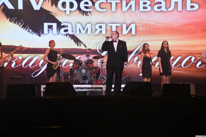 Олег Заикин на 24-м фестивале памяти Аркадия Северного 11