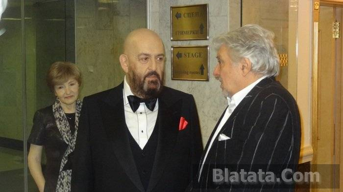 Михаил Шуфутинский, Вячеслав Добрынин