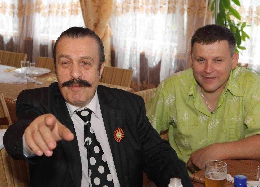 Вилли Токарев и Юрий Белоусов