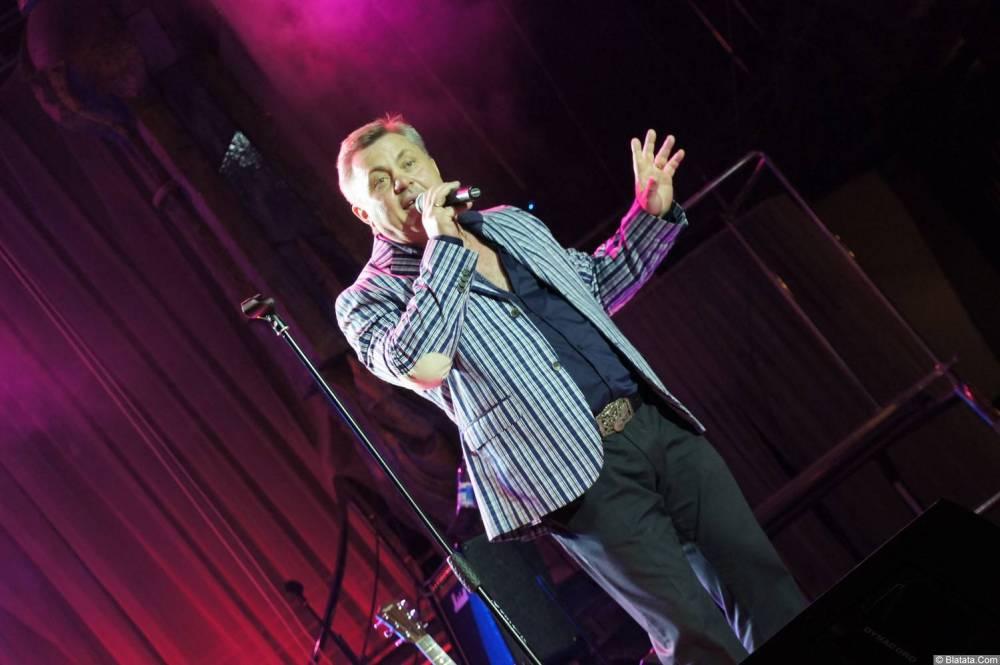 Сергей Ершов фото с XIX фестиваля памяти Аркадия Северного 8