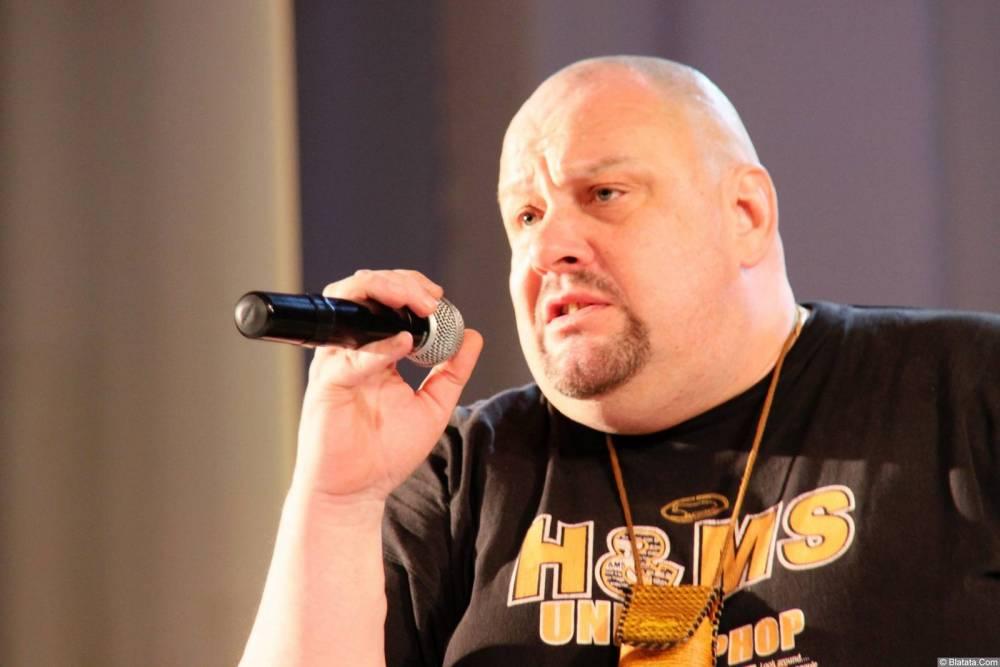 Иван Московский на фестивале Шансон на Волгой 2009 год