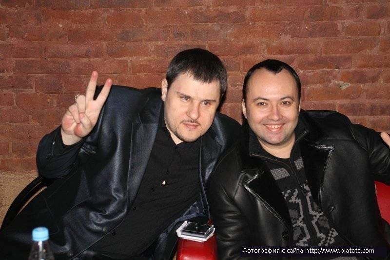 Владимир Головачев и Максим Кравчинский.