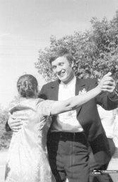 Свадьба в СССР. Танец с мамой