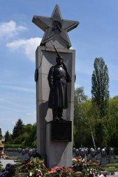 Памятник красноармейцу