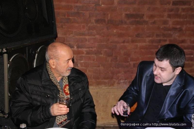 Владимир Асмолов и Владимир Головачев