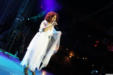 Ирина Каспер фото с XIX фестиваля памяти Аркадия Северного 5