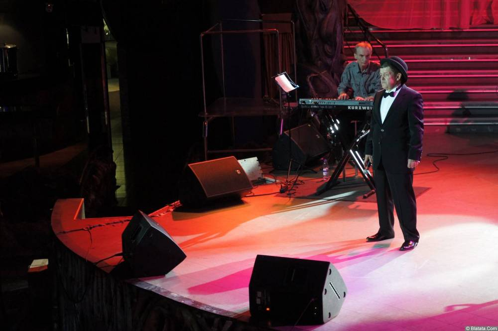 Евгений Любимцев на сцене XIX фестиваля памяти Аркадия Северного 14