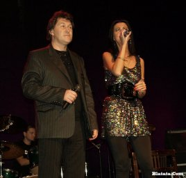 Владимир Черняков и Марина Александрова
