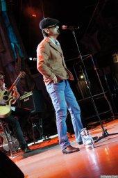 Виталий Кочетков на сцене XIX фестиваля памяти Аркадия Северного 16
