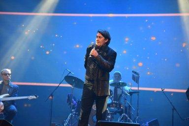 Владимир Черняков выступает на фестивале памяти Аркадия Северного 2018