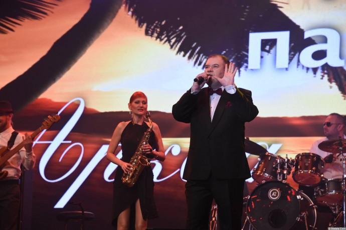 Олег Заикин на 24-м фестивале памяти Аркадия Северного 2