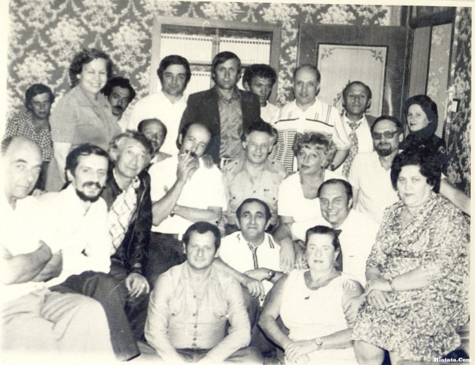 Александр Розенбаум. Концерт на квартире Ревельсона Фреда, г.Киев, июль 1983г.