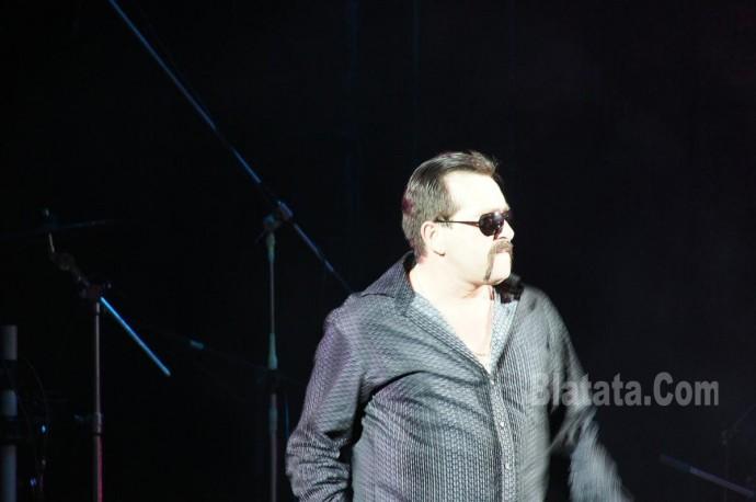 """Концерт группы """"Бутырка"""" в Калининграде. Владимир Ждамиров на сцене 8"""