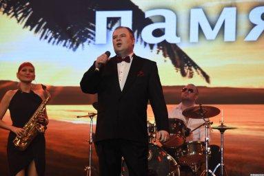 Олег Заикин на 24-м фестивале памяти Аркадия Северного 10