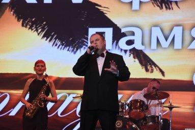 Олег Заикин на 24-м фестивале памяти Аркадия Северного 3