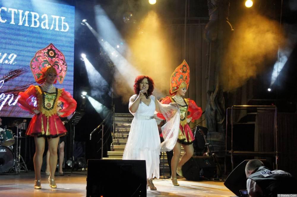 Ирина Каспер фото с XIX фестиваля памяти Аркадия Северного 20