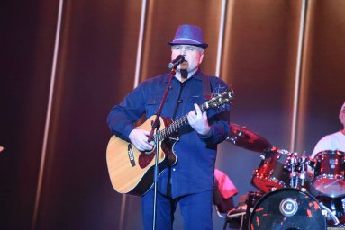 Владимир Марченков на 24-м фестивале памяти Аркадия Северного 10