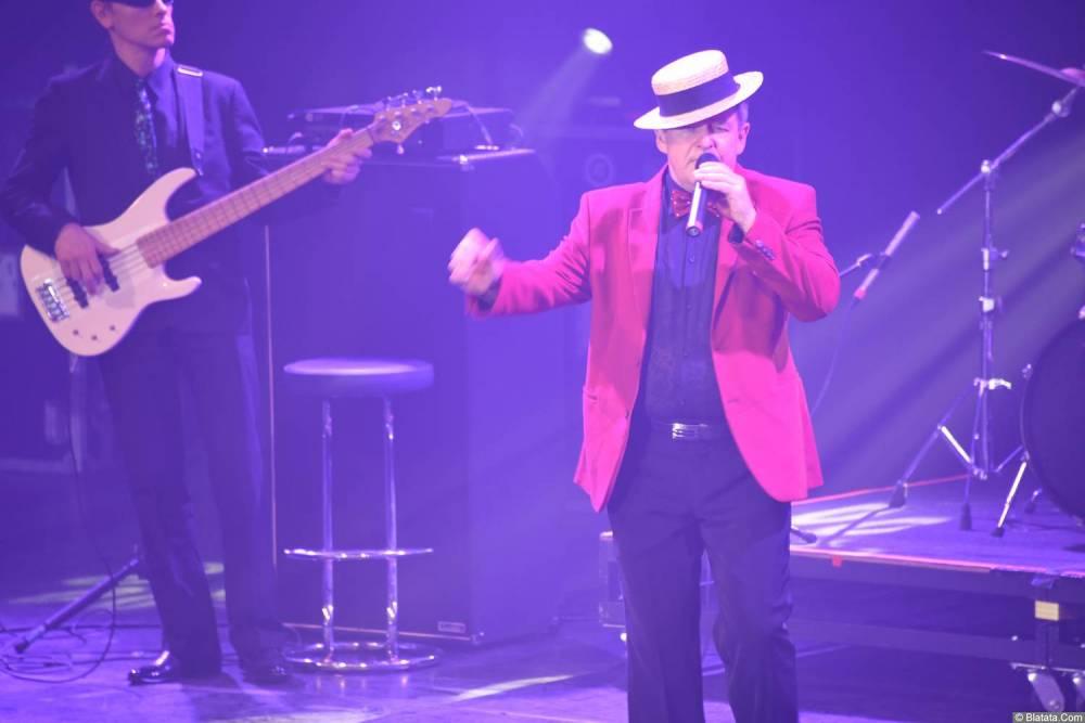 Евгений Любимцев на концерте Новое и лучшее 30 ноября 2015 года