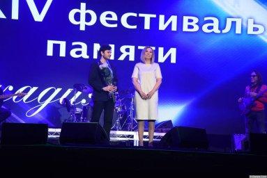 Наталия Звездина и Аркадий Фрумин 1