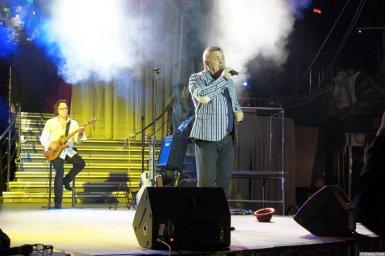 Сергей Ершов фото с XIX фестиваля памяти Аркадия Северного 2