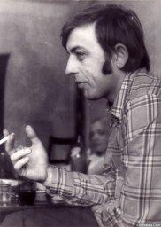 Вадим Медин с сигаретой