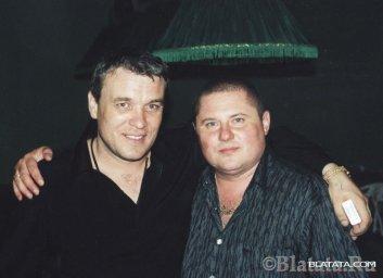 Александр Дюмин с поклонником
