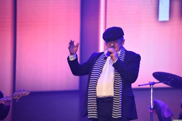 Евгений Любимцев на 24-м фестивале памяти Аркадия Северного 30