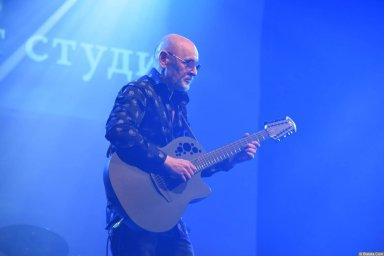Гриша Заречный на концерте Ночного такси