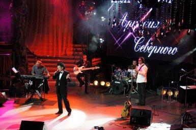 Евгений Любимцев на сцене XIX фестиваля памяти Аркадия Северного 11
