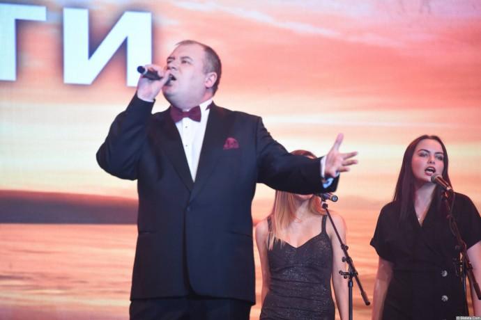 Олег Заикин на 24-м фестивале памяти Аркадия Северного 14