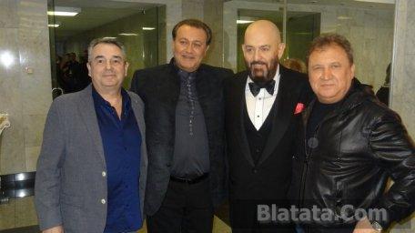 Михаил Шуфутинский, Анатолий Полотно, Федя Карманов