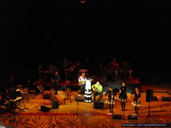 Выступление Елены Ваенги 12