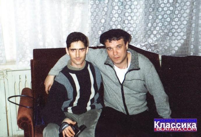 Александр Дюмин и Константин Берлин