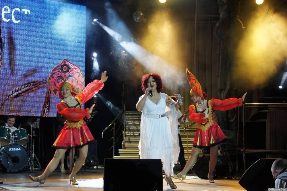 Ирина Каспер фото с XIX фестиваля памяти Аркадия Северного 18