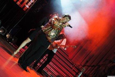 Владимир Стольный на сцене XIX фестиваля памяти Аркадия Северного 7