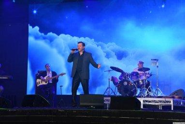 Алексей Тольский на фестивале памяти Аркадия Северного 3