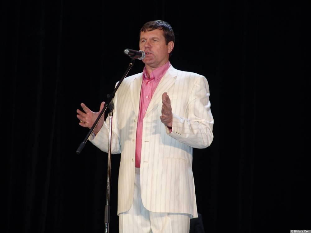 Александр Новиков на Урале