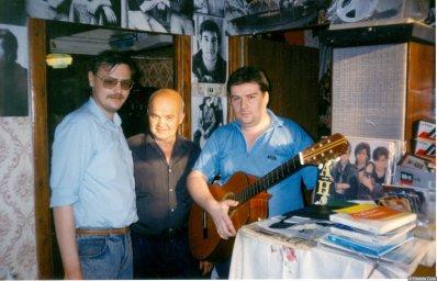 Александр Волокитин, Стас Ерусланов, А. Попов
