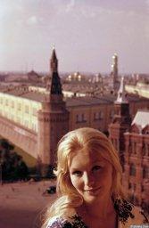 Марина Влади в Москве 3