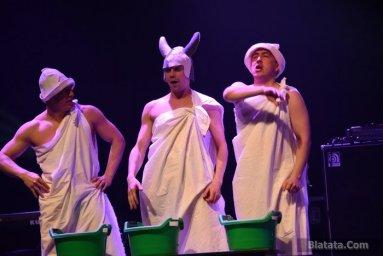На сцене и за кулисами 21-го фестиваля памяти Аркадия Северного 87