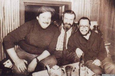 Виталий Крестовский, Николай Резанов и Алексей Дулькевич