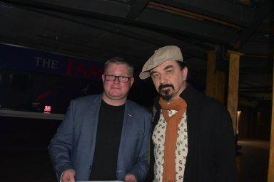 Юрий Михайличенко с Михаилом Дюковым