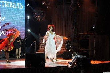Ирина Каспер фото с XIX фестиваля памяти Аркадия Северного 11
