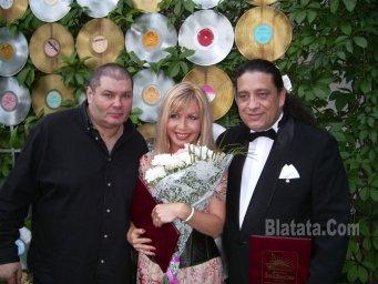 Александр Фрумин, Ольга Стельмах и Юрий Филь