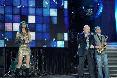 Аркадий Соловейчик на концерте 2013 года